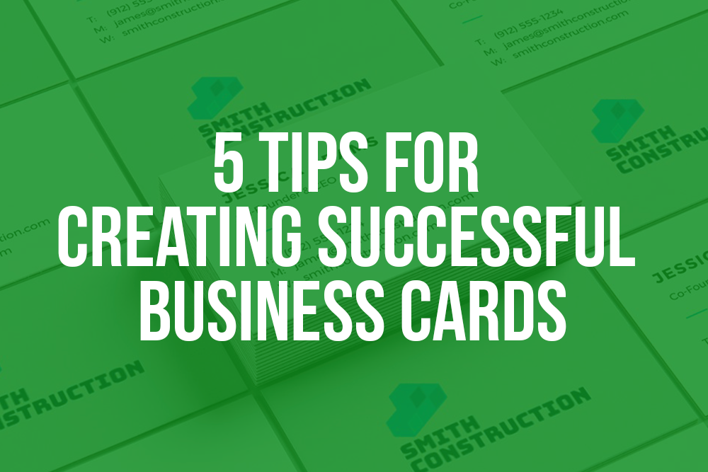 5 tips for creating successful business cards 5 tips for creating successful business cards image blog webself colourmoves
