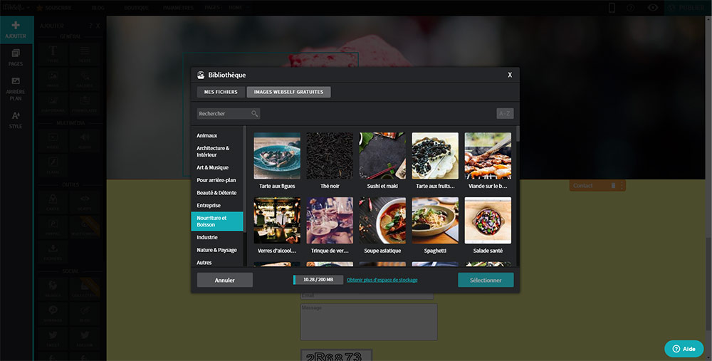 Image blog WebSelf