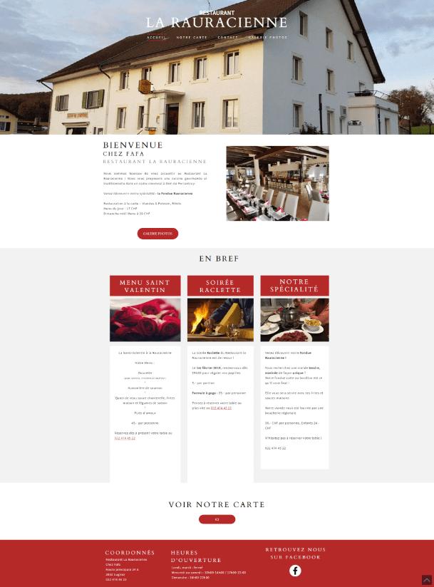 Restaurant La Rauracienne