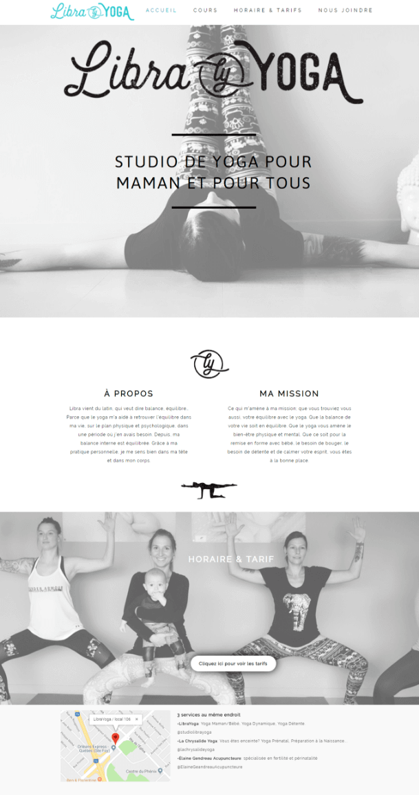 Libra Yoga