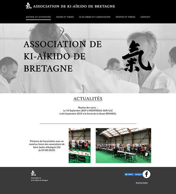 Association de Ki-Aikido de Bretagne