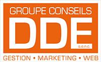 Logo du groupe conseil DDE