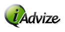 Logo de iAdvise, relation clients